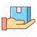 Give Parcel Icon