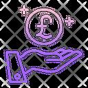 Give Pound Icon