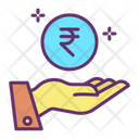 Give Rupee Icon