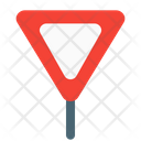 Give Way Icon