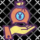 Give Yen Icon