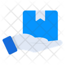 Giving Parcel Icon