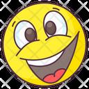 Glad Emoticon Icon