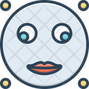 Glance Look Briefly Glimpse Icon