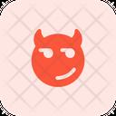 Glance Devil Icon