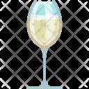 Glass Drink Bar Icon