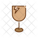 Glass Fdamage Glass Damage Icon