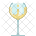 Glass Drink Alcohol Icon