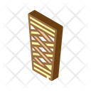 Viking Cup Isometric Icon