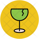 Glass Drink Beverage Icon