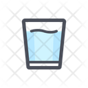 Water Glass Beverage Glass Icon