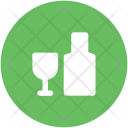 Glass Wine Alcohol Icon
