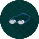 Glass Sport Equipment Icon
