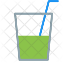 Glass Juice Outing Icon