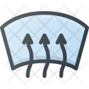 Glass Heating Cleanner Icon