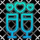Glass Icon