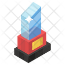 Glass Award Icon
