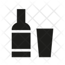 Glass Bottle Cup Glass Icon