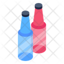 Glass Bottles Icon