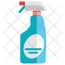 Glass Cleaner Spray Icon