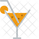 Glass Cocktail Wine Icon