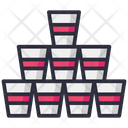 Glass Cup Coffee Cup Icon