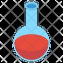 Flask Lab Apparatus Lab Equipment Icon