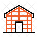 Glass House Icon