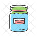 Glass Jar Can Icon