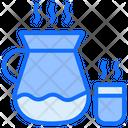 Drink Glass Jug Juice Icon