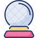 Glass Magic Ball Glass Magic Icon