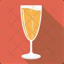 Champagne Sparkling Wine Icon