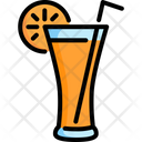 Glass Of Juice Juice Drink Icon