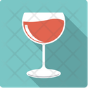 Red Wine Alcohol Icon