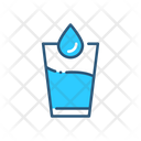 Glass Of Water Water Glass Icon