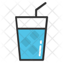 Glass Water Cold Icon