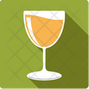 White Wine Alcohol Icon