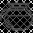 Glass Pot Icon