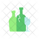 Glass recycling Icon