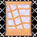 Glass Showcase Icon