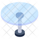 Glass Table Icon
