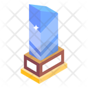 Glass Trophy Winning Cup Prize Icon