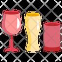 Glass Ware Icon