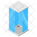 Glass Washroom Icon