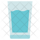 Dental Care Dentist Glass Water Icon