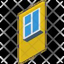 Glass Window Clean Window Windscreen Icon