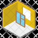 Glass Window Icon
