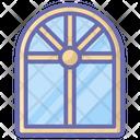Glass Window Room Window Windscreen Icon