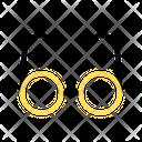 Glasses Eyeglasses Sunglasses Icon