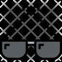 Glasses Cloth Clothe Icon